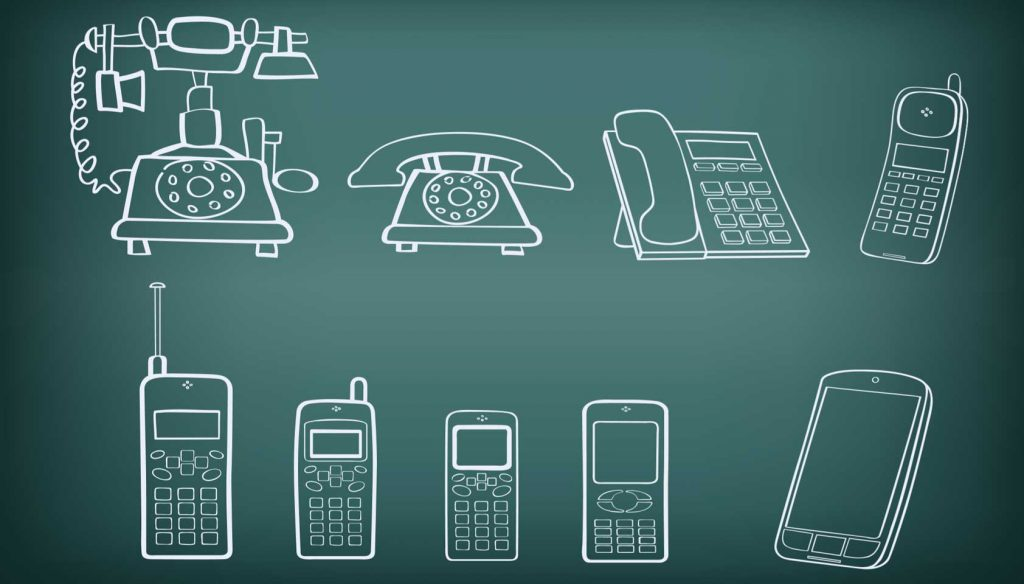 evolution-of-phone